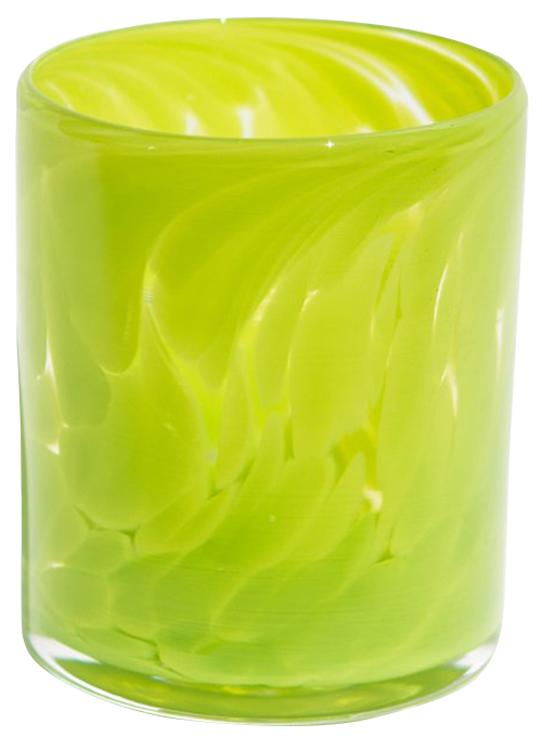Green Water Glass