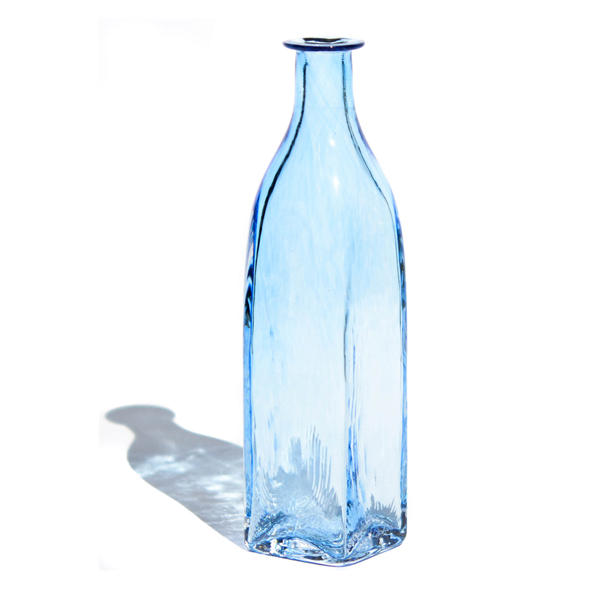 Blue Decorative Bottle