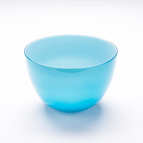 Blue Glass Bowl Small