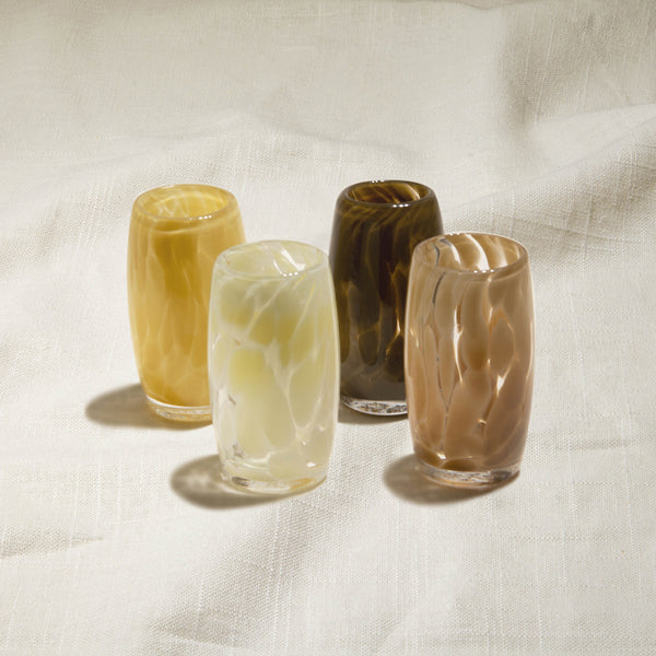 Mocha Shot Glasses Set of 4