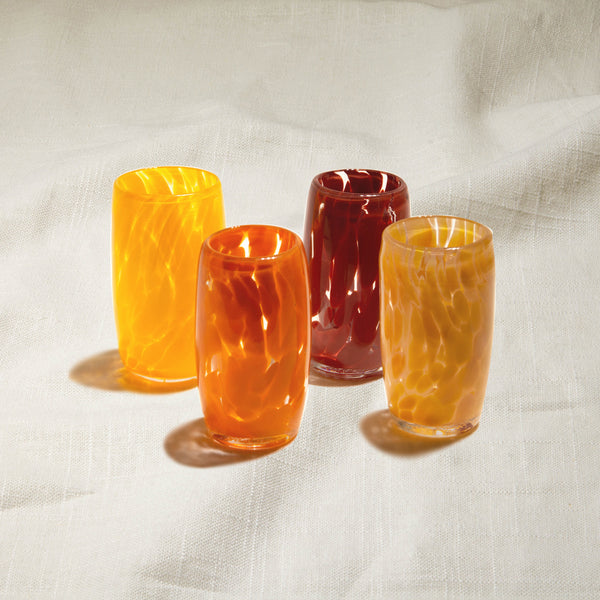 Sunrise Shot Glasses Set of 4