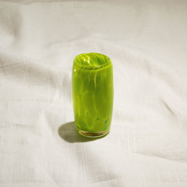 Apple Green Shot Glass