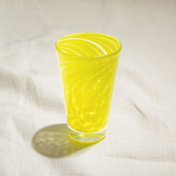 Canary Yellow Tumbler