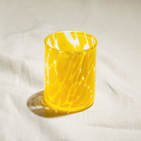 Mango Water Glass