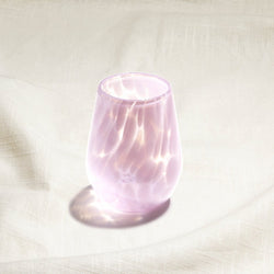Wysteria Wine Glass