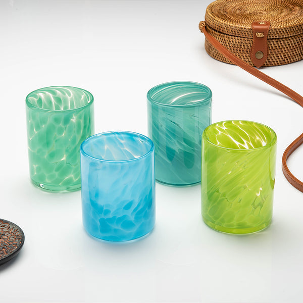 Zen Water Glass Set of 4