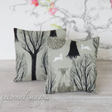 Lavender bags: Haunted Forest
