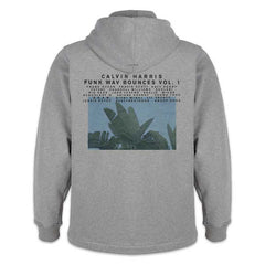 CALVIN HARRIS 'GOD'S EYES HEATHER GREY PULLOVER
