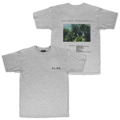 CALVIN HARRIS 'SLIDE' HEATHER GREY TEE