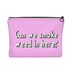 Can we or nah? Makeup Bag