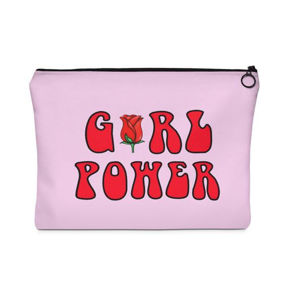 Girl Power Makeup Bag
