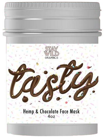 Tasty Chocolate Face Mask