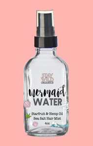 Mermaid Hair Wave & Perfume Mist