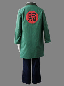 Naruto Tsunade Cosplay Costume Outfit 5th Hokage for Adults Children Custom Made