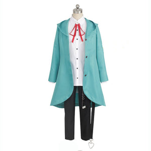 Japanese Voice Actor Division Rap Battle DRB Amemura Ramuda Hypnosis Mic easy R Uniform Suit Cosplay Costume