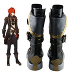 Load image into Gallery viewer, Genshin Impact Diluc Cosplay Boots Shoes Custom Made Adult Mens