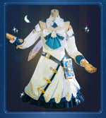 Load image into Gallery viewer, Genshin Impact Barbara Cosplay Costume Barbara Outfit Dress