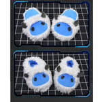 Load image into Gallery viewer, Overwatch Mei Slippers Rise and Shine Home Shoes Indoor Winter Slippers Sandals