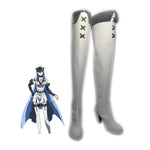 Load image into Gallery viewer, Akame ga KILL Esdeath Cosplay Boots Esdese Anime Shoes Custom Made