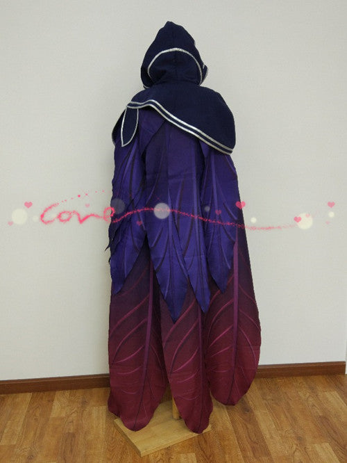 LOL Hero Xayah The Rebel Cosplay Comic Con Party Halloween Christmas Cosplay Costume
