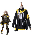 Load image into Gallery viewer, Game Girls Frontline Ump45 Cosplay Costume Battle Unifroms
