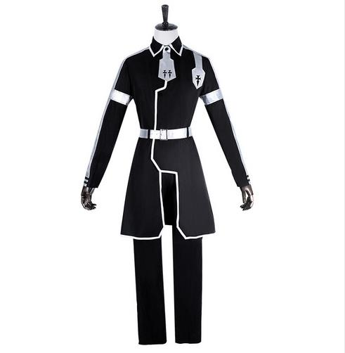 Sword Art Online Alicization Cosplay Costume Kazuto Kirigaya Cosplay Costume