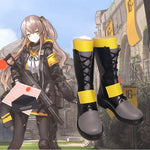 Load image into Gallery viewer, Girls Frontline Ump45 Ump9 Cosplay Shoes Boots
