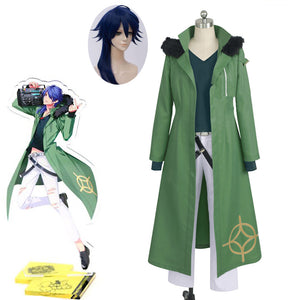 Voice Actor Division Rap Battle Dice Arisugawa Cosplay Costume Outfit Hypnosis Mic Dead or Alive Cartoon Character Costumes