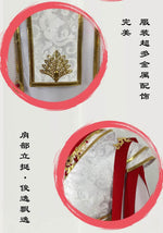 Load image into Gallery viewer, Xie Lian Cosplay Anime Tian Guan Ci Fu Cosplay Costmes Yue Shen Cosplay Chinese Outfit