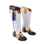 Load image into Gallery viewer, Genshin Impact Xingqiu Cosplay Shoes Boots Halloween Carnival Cosplay Costume Accessories