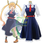 Load image into Gallery viewer, Tohru Cosplay Anime Miss Kobayashi's Dragon Maid Dress Cosplay Costume - fortunecosplay