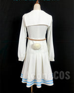 Load image into Gallery viewer, Free Shipping Beastars Haru Cosplay Costume White Rabbit Full Set