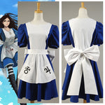 Load image into Gallery viewer, Alice Madness Returns Alice Cosplay Shoes Boots Custom Made