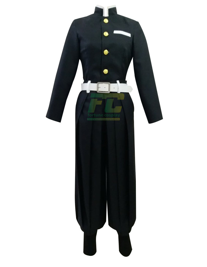 Demon Slayer Kimetsu no Yaiba Cosplay Kochou Shinobu Costume