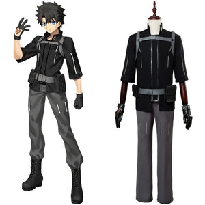 Fate Grand Order Cosmos in the lostbelt Fujimaru Ritsuka Cosplay Costume