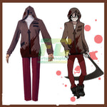 Load image into Gallery viewer, Angels of Death Cosplay Isaac Foster Cosplay Costume