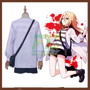 Angels of Death Cosplay Rachel Gardner Cosplay Costume