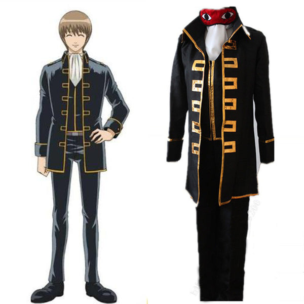 Gintama Silver Soul sakata gintoki Cosplay Uniform Cosplay Costume