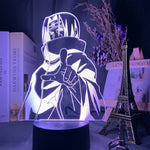 Load image into Gallery viewer, Anime Lamp Naruto Sasuke and Itachi Uchiha for Kids Child Bedroom Decor Nightlight Rgb Colorful 3d Led Night Light Manga Gift