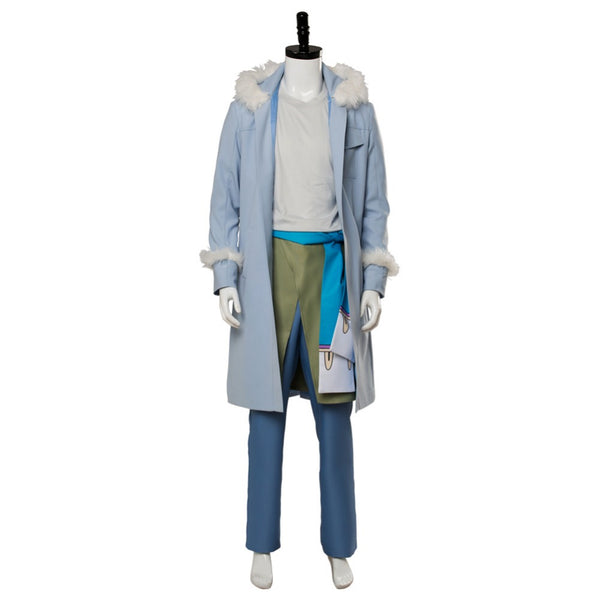 Tenrou: Sirius The Jaeger Yuliy Cosplay Costume Custom Made