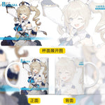 Load image into Gallery viewer, Anime genshin impact game theme cosplay character klee kong keqing  Magic color changing water cup 330ml
