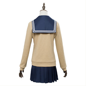 Boku no Hero Akademia Cosplay My Hero Academia Himiko Toga Cosplay Costume