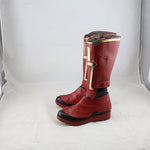 Load image into Gallery viewer, Captain Marvel : Ms. Marvel Carol Danvers Cosplay Boots Shoes Custom Made