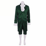 Load image into Gallery viewer, musical hamilton lin colonial green outfit cosplay costume