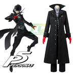 Load image into Gallery viewer, Persona 5 Akethi Gorou Outfit Uniform Cosplay Costume