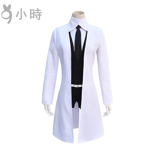 Land of the Lustrous Phosphophyllite Rutile Cosplay Costume Doctor