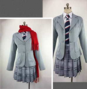 DARLING in the FRANXX ZERO TWO School Uniform Dress Outfit Anime Cosplay Costume