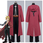 Load image into Gallery viewer, Fullmetal AlcFullMetal Alchemist Edward Elric Cosplay Costume