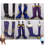 Load image into Gallery viewer, Game Sky: Light Awaits Shoes Sky Children of Light Cosplay Props Accessories Halloween Carnival PU Leather Boots Custom Made