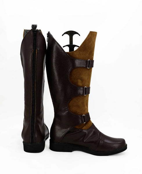 Guardians of the Galaxy Star Lord Peter Jason Quill Cosplay Shoes Boots